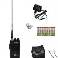 Tourist-80M#10 - FM Си-Би (27 МГц) рация