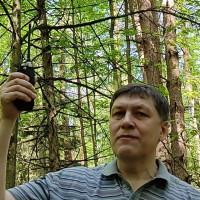 145 МГц vs 27 МГц - тесты в городе и в лесу>