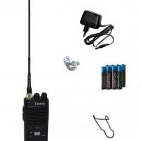 Tourist-80M#1 - FM Си-Би (27 МГц) рация