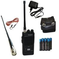 Штурман-80М#2 - AM/FM Си-Би (27 МГц) рация