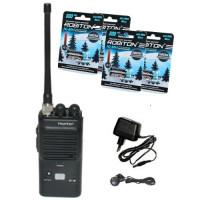 Hunter-80#7 - FM Си-Би (27 МГц) рация