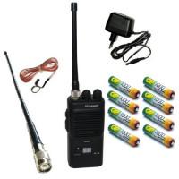 Штурман-80М#9 - AM/FM Си-Би (27 МГц) рация
