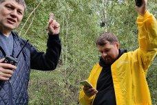 Приёмка заказчиком: совместный тест работы раций в лесу