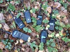 Тест работы в городе и в лесу переносных раций диапазонов 27 МГц, 136-174 МГц и 400-520 МГц