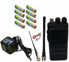 Егерь-128#1 - FM Си-Би (27 МГц) рация
