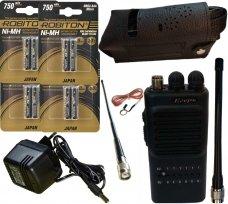Егерь-128#10 - FM Си-Би (27 МГц) рация