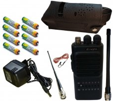 Егерь-128#2 - FM Си-Би (27 МГц) рация