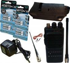 Егерь-128#4 - FM Си-Би (27 МГц) рация