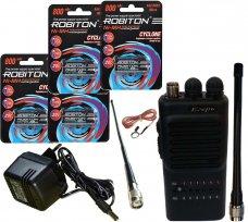 Егерь-128#7 - FM Си-Би (27 МГц) рация