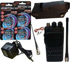 Егерь-128#8 - FM Си-Би (27 МГц) рация
