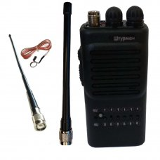 Штурман-128#0 - AM/FM Си-Би (27 МГц) рация