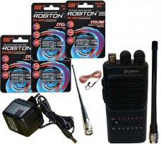 Штурман-128#7 - AM/FM Си-Би (27 МГц) рация
