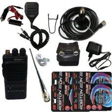 Штурман-128 - новая модель портативной AM/FM cb радиостанции
