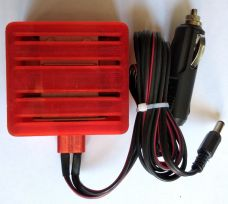 Автоадаптер для работы от прикуривателя с напряжением 24 В