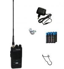 Tourist-80#3 - FM Си-Би (27 МГц) рация