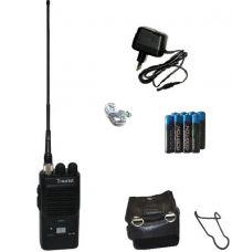 Tourist-80M#2 - FM Си-Би (27 МГц) рация