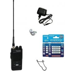 Tourist-80M#5 - FM Си-Би (27 МГц) рация
