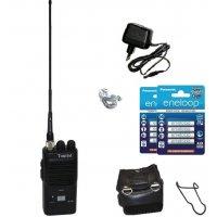 Tourist-80M#6 - FM Си-Би (27 МГц) рация