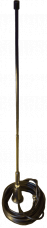 Дельта-Компакт - автоантенна с разъёмом PL259 (UHF)