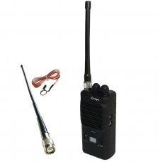 Егерь-80М#0 - FM Си-Би рация