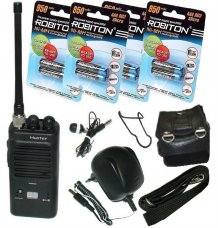 Hunter-80#2 - FM Си-Би (27 МГц) рация