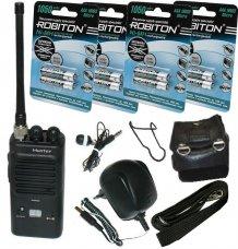 Hunter-80#4 - FM Си-Би (27 МГц) рация