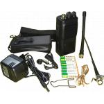 Hunter-6A - переносная 6-канальная FM Си-Би рация