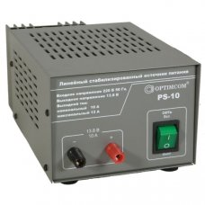 OPTIM PS-10 - блок питания для раций
