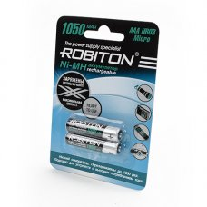"Robiton ready to use 1050 mAh - 2 шт. ""ААA"""