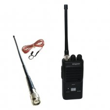 Штурман-80#0 - AM/FM Си-Би (27 МГц) рация