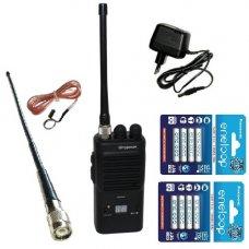Штурман-80М#5 - AM/FM Си-Би (27 МГц) рация