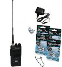 Tourist-80#1 - FM Си-Би (27 МГц) рация
