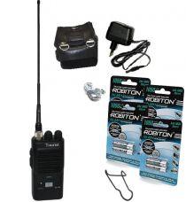 Tourist-80#2 - FM Си-Би (27 МГц) рация