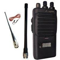 Егерь-Р180 - FM Си-Би рация с функцией репитера