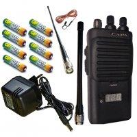 Егерь-180#1 - FM Си-Би (27 МГц) рация
