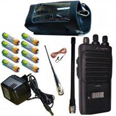 Егерь-180#2 - FM Си-Би (27 МГц) рация