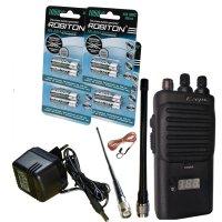Егерь-180#3 - FM Си-Би (27 МГц) рация