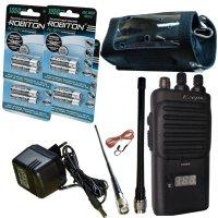 Егерь-180#4 - FM Си-Би (27 МГц) рация