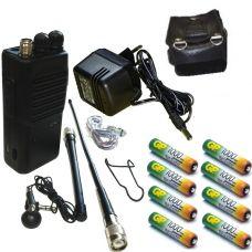 Вопросы по рации Hunter-3 с аккумуляторами GP AAA 1000 mAh