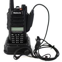 Retevis RT6 - профессиональная водонепроницаемая рация