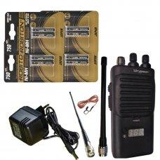 Штурман-180#9 - AM/FM Си-Би (27 МГц) рация