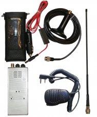 Штурман-Авто#автокомплект - компактная автомобильная AM/FM Си-Би (27 МГц) рация
