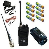 Переносные рации и автомобильная радиостанция с репитером для охоты и рыбалки