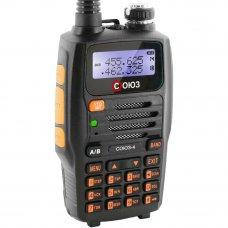 Союз-4 - рация диапазона 136-174 МГц и 400-520 МГц