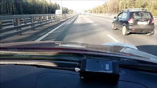 Рация Штурман в автомобиле