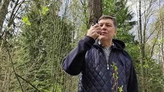 Тест город - лес раций диапазонов 27 МГц и 136-174/400-520 МГц