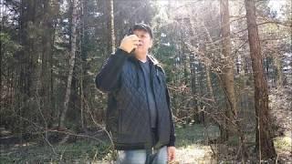Тест раций 27 МГц и 136-174/400-520 МГц в лесу