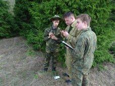 Спортивное ориентирование, военно-спортивные игры  в лесу с использованием раций
