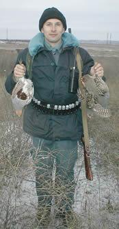 Рации Беркут на охоте