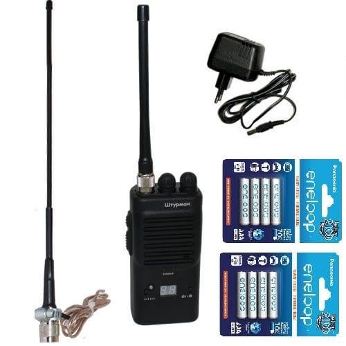 AM/FM Си-Би (27 МГц) рация Штурман-80#5